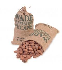 5 lb. Desirable In Shell Pecans - Burlap Bag