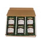 Pecan Preserve Gift Box (Set of 6)