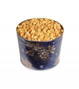 Caramel Pretzel Crunch Popcorn Tin
