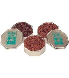 1 lb. Frosted Pecan Gift Tin