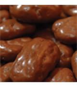 1 lb.  Milk Chocolate Caramel Pecans